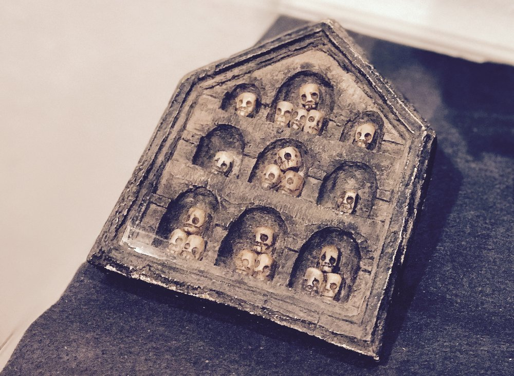 Memento Mori 'Gebeinhaus'