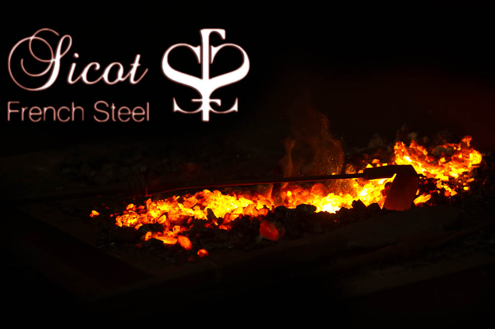 Sicot French Steel - Decorative ironwork - near Hanoi