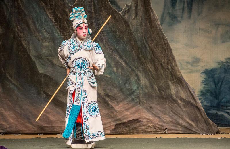 Cantonese Opera scene two