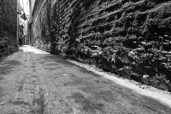 Alleyway in Ba Trang