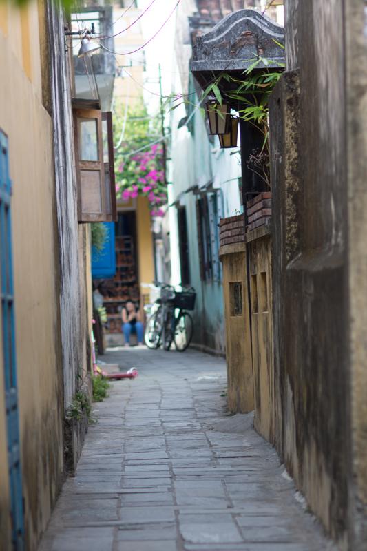 Alley Hoi An