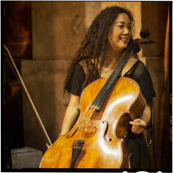 Cello Player of the VSNO
