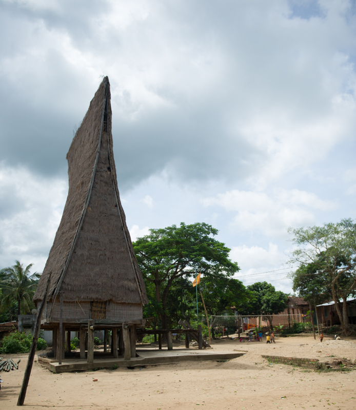 communal house
