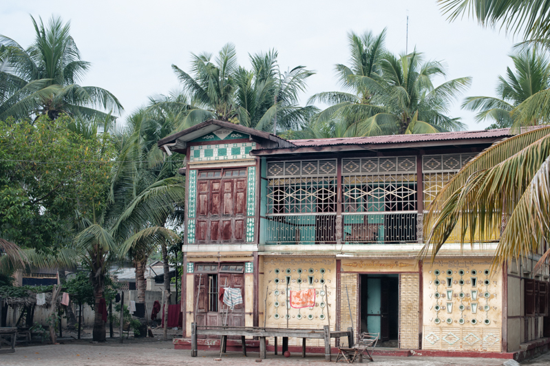 My home stay house in Mandalay