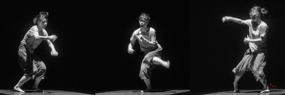 dancing in squares