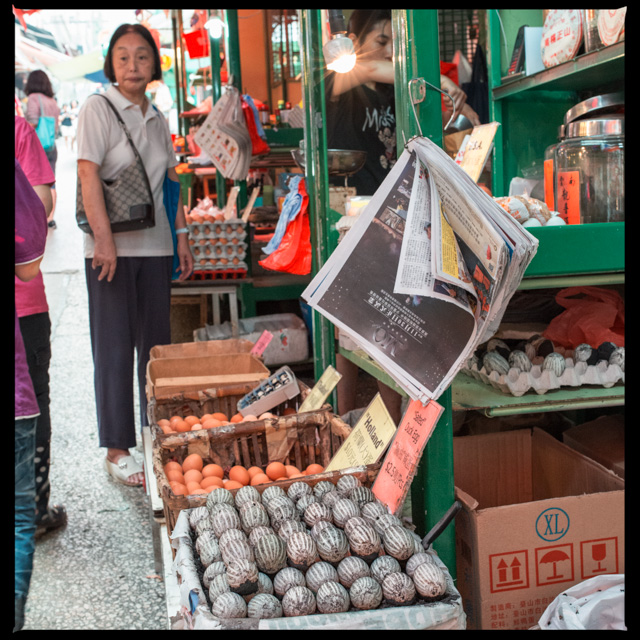 Ducks eggs a specialty of south east Asia