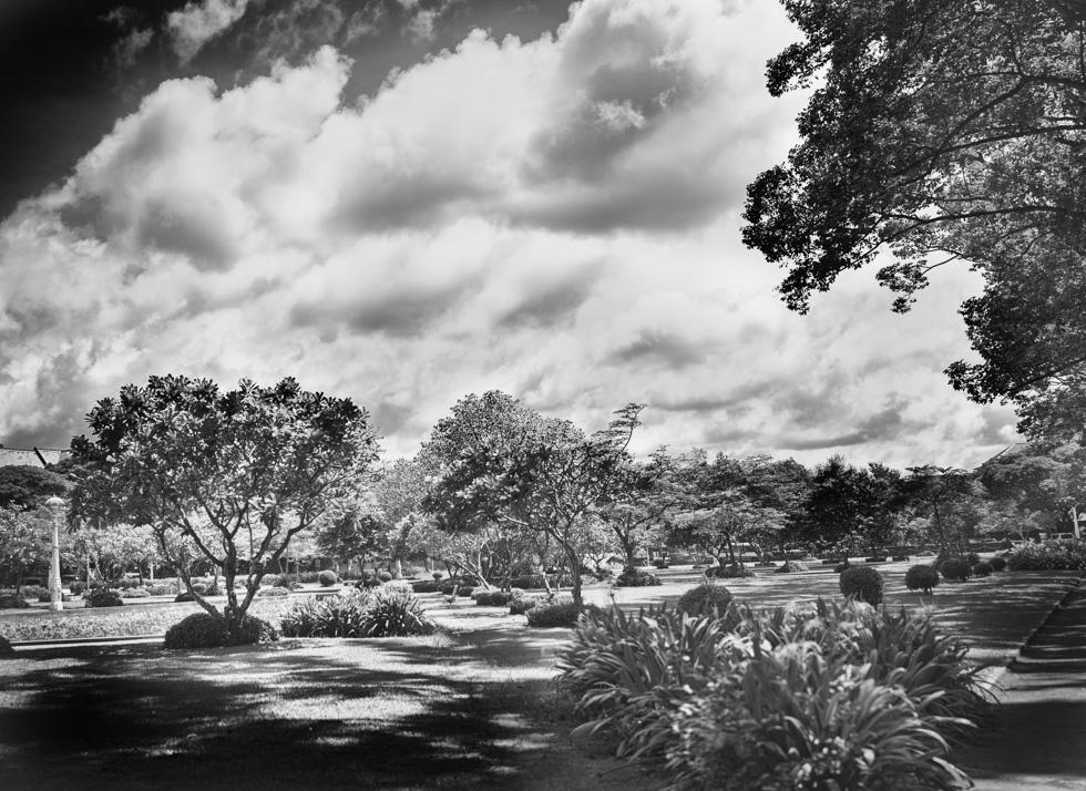 Royal Garden in Siem Reap