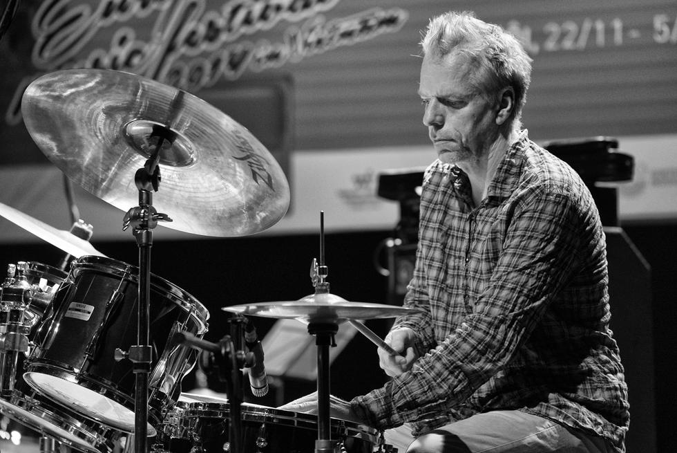 Juergen Spiegel the drummer