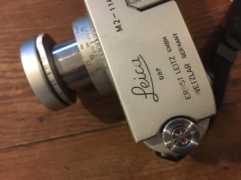 Leica Made in Wetzlar, Germany