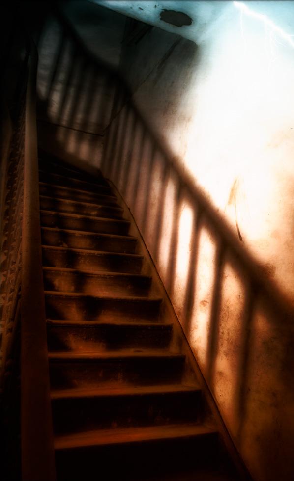 What's upstairs?