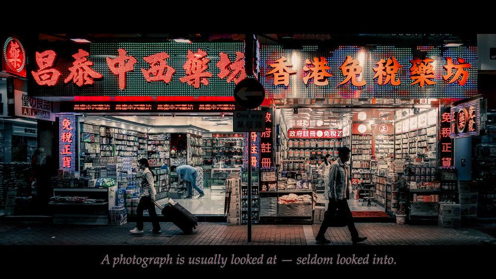 A deeper look in Hong Kong bowls