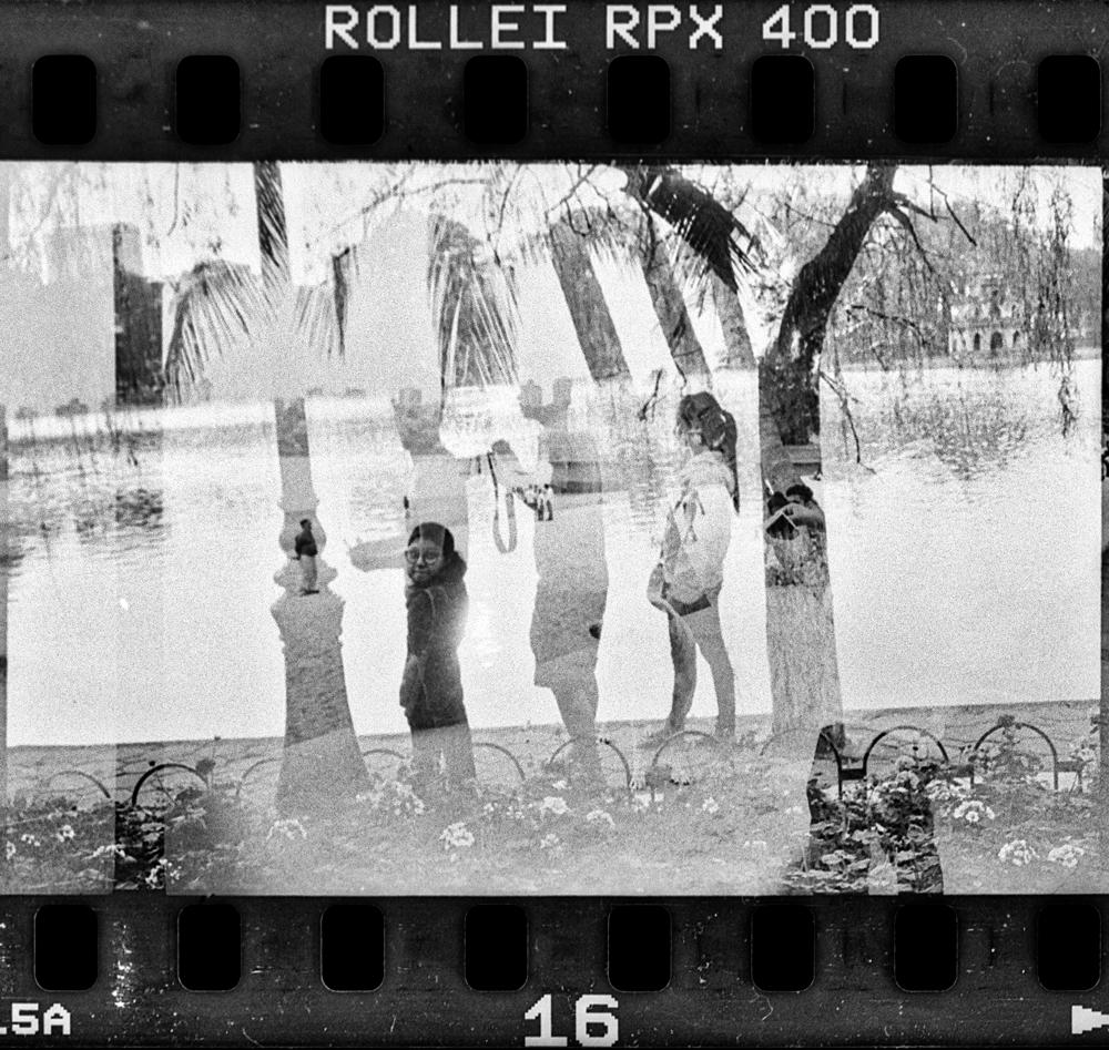 Hoan Kiem Lake and Chowpatty in Mumbai