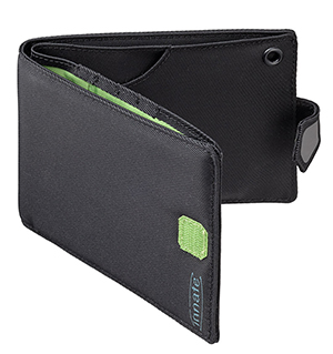 Deltos RFID Passport Wallet