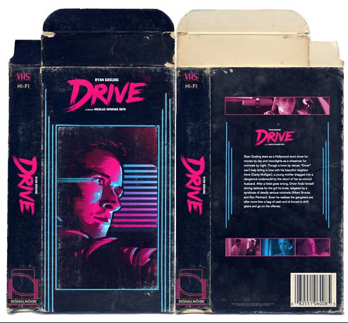 So cool…this is the perfect film to see on VHS.
