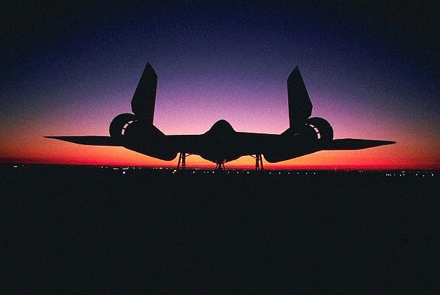 I love the SR-71.