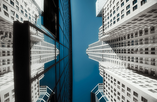 tripudios :     the Chrysler Building (by  mudpig )