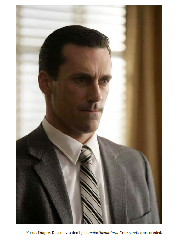 My new favourite Tumblr -  EmotionsWithJonHamm