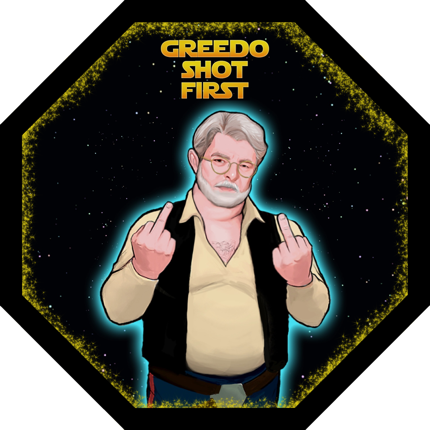 Greedo Shot First - A Star Wars podcast