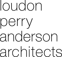 Loudon Perry Anderson Architects