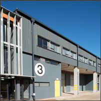 Range Industrial Park, Blackheath