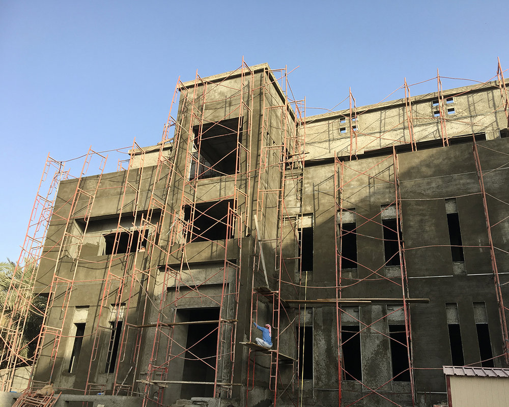 Villa Abdullah Al-Salem - Plastering - Prime United Company RGB 150DPI.jpg