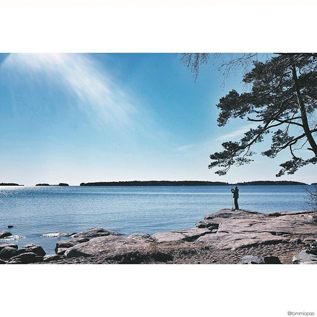 #mothernature #sky #fishing #finland #amazing #nature_shooters #natureaddict #nature_perfection #striking_ig_captures #ic_landscapes #sun #colorful #nakedplanet #outdoorpassion #all_shots #ig_europe #ig_worldclub #nature #photooftheday #instadaily #sea #mobilemag #scandinavia #landscape #landscape_lovers #blue #instagood #bestoftheday #fuji #fujifilm