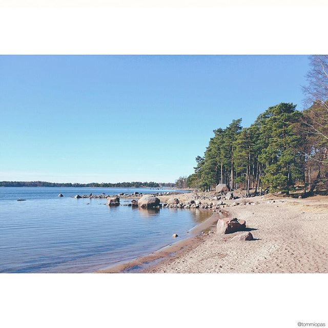 Beach #mothernature #sky #beach #finland #amazing #nature_shooters #natureaddict #nature_perfection #striking_ig_captures #ic_landscapes #sun #colorful #nakedplanet #outdoorpassion #all_shots #ig_europe #ig_worldclub #nature #photooftheday #instadaily #sea #mobilemag #scandinavia #landscape #landscape_lovers #blue #instagood #bestoftheday #fuji #fujifilm