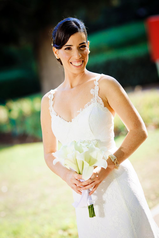 מירי ביום חתונתה