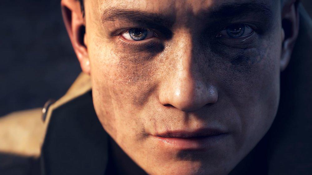Battlefield 1 face