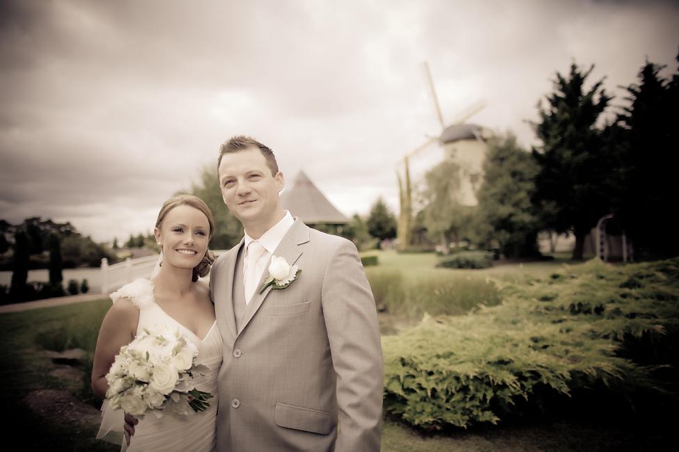 Wedding at Windmill Gardens Reception