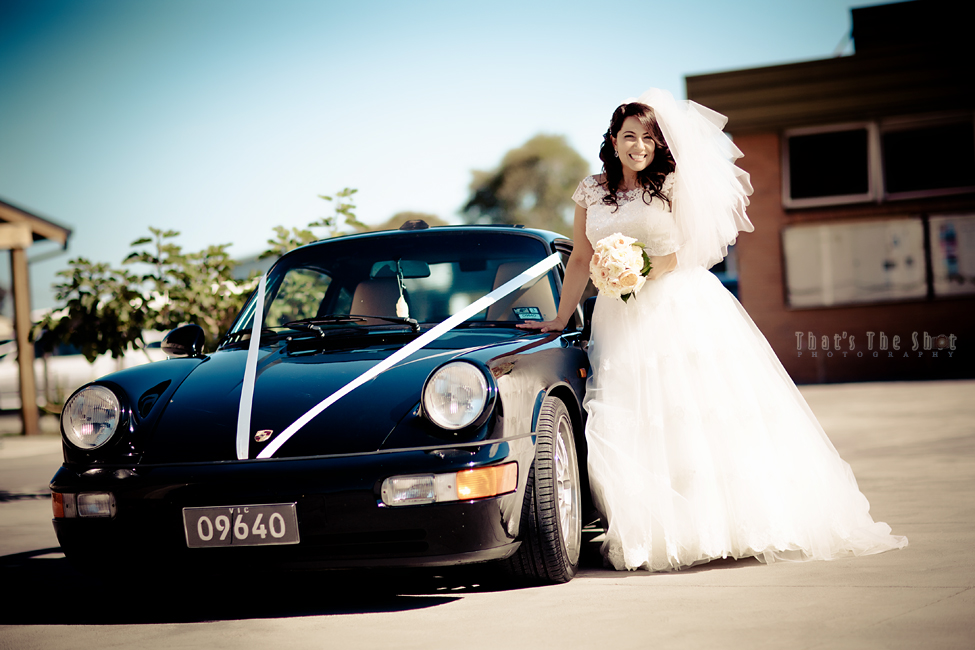 Wedding at Roselyn Court at Essendon
