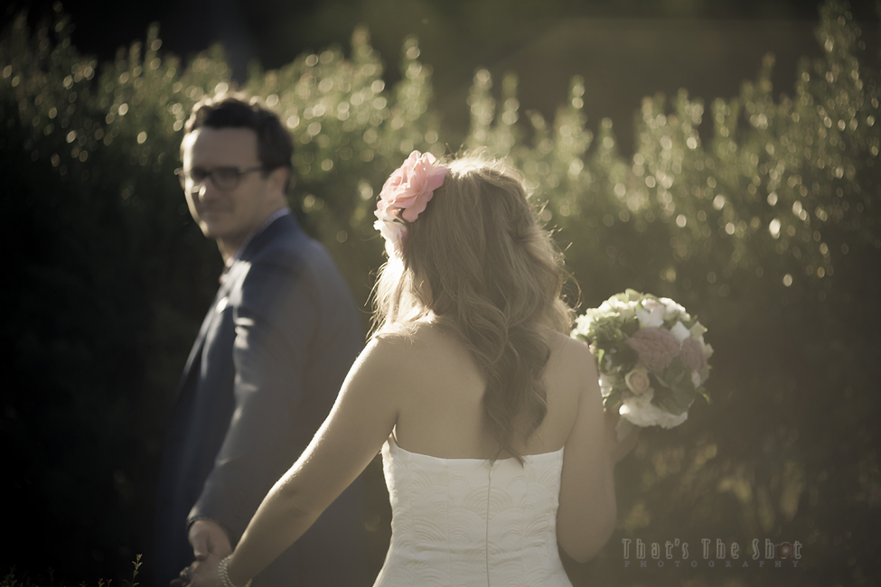 The Briars , Mount Martha wedding photographer