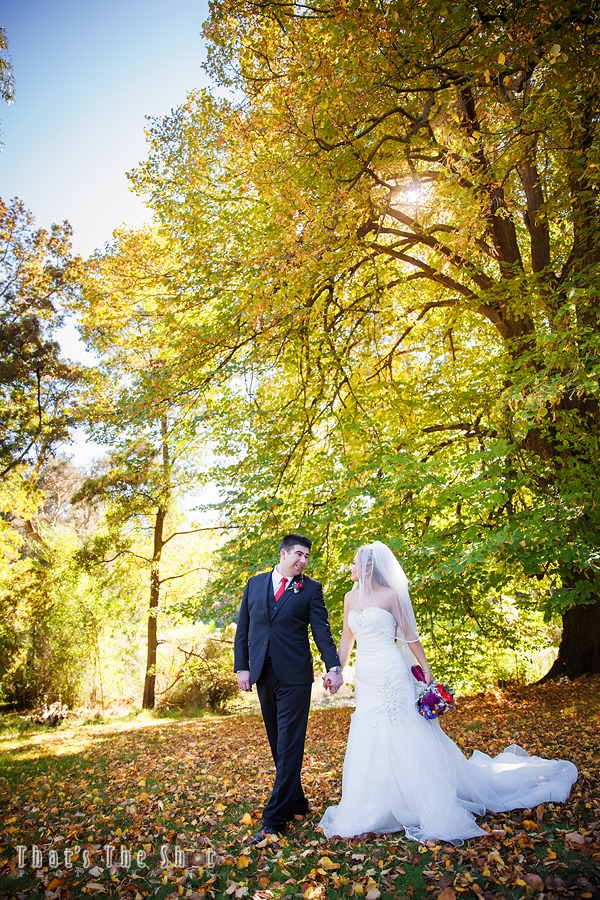Royal Botanical Gardens Wedding Photographer