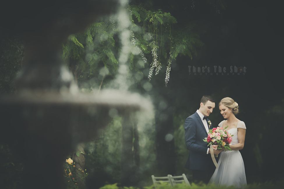 Alowyn Gardens Wedding Photographer