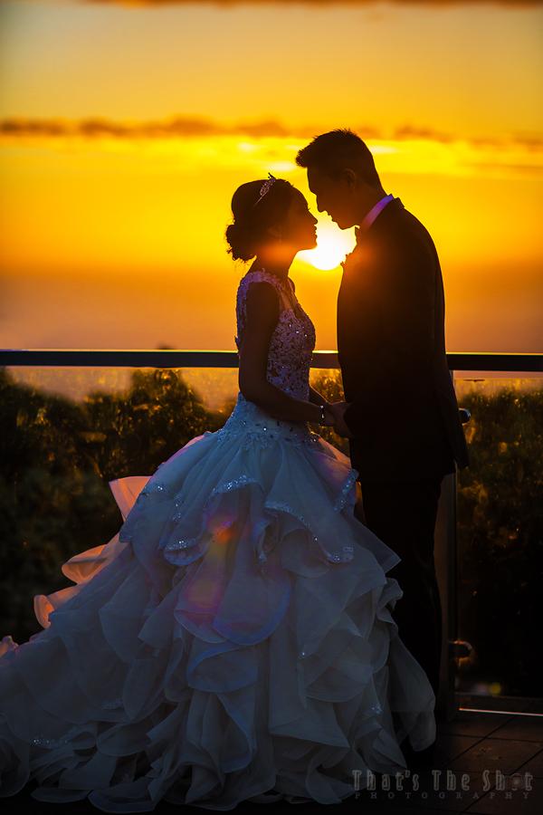 Sky High Mount Dandenong Wedding