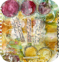 Think About Art Journal Page