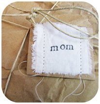 Coffee Sleeve Gift Tag