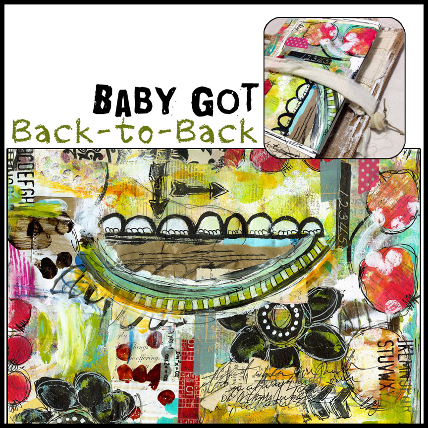 Baby Got Back-to-Back Part of the New 21 Secrets - $25