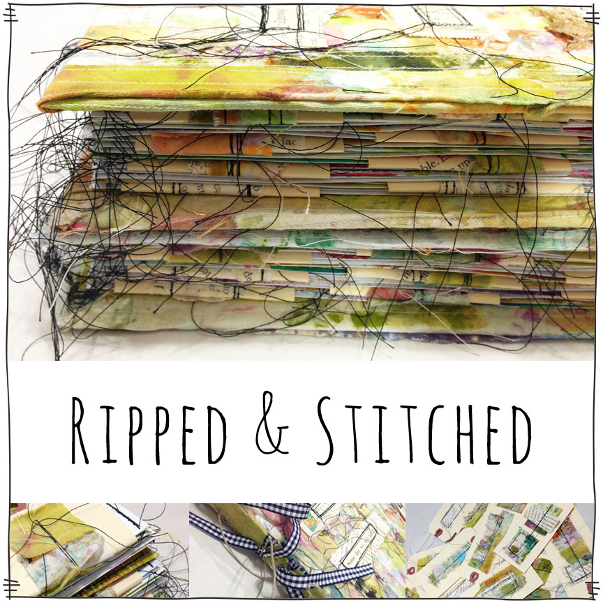 Ripped & Stitched Workshop $30