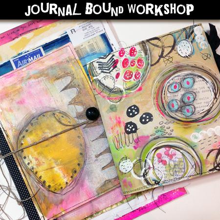 Journal Bound Workshop $23