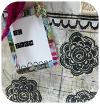 Stamped gift bag video tutorial