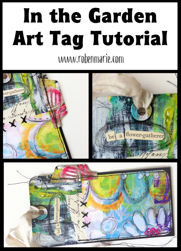 Art Tag Tutorial with Roben-Marie Smith