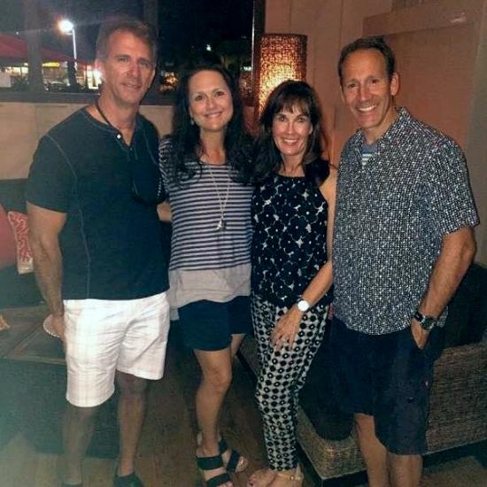 Bobby, Me, Susan & Rob