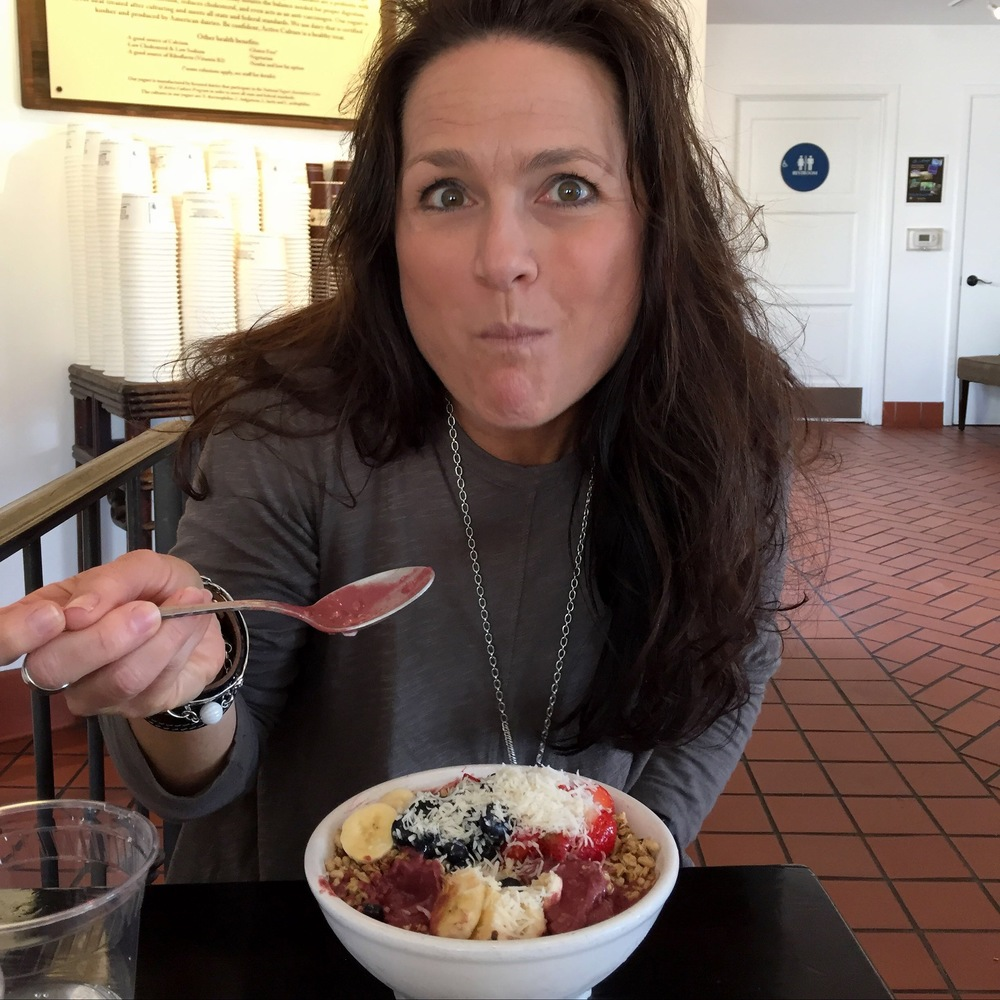 I am now addicted to Acai Bowls!