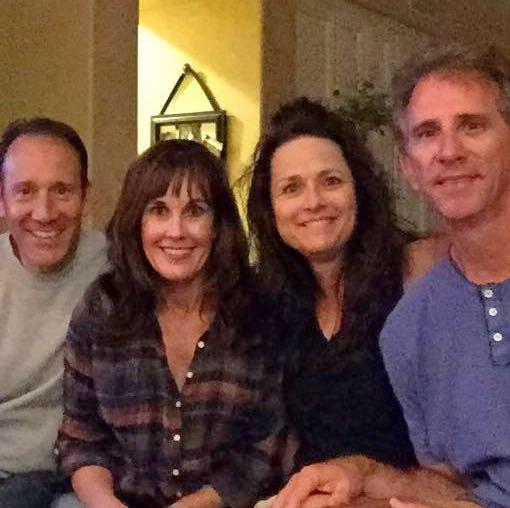 Rob, Susan, Me & Bobby