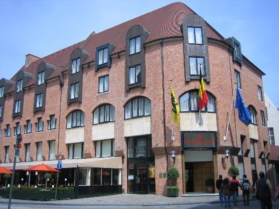 Crowne Plaza Hotel Bruges