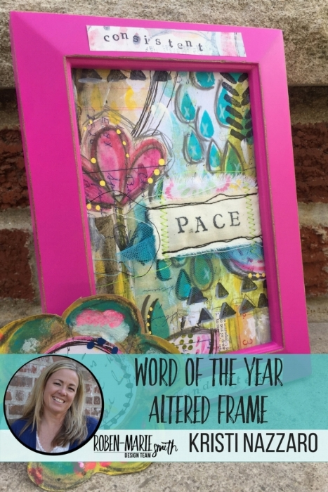 Design Team member Krisit Nazzaro is sharing with us how she made her gorgeous altered mixed media frame for the word of the year. Follow along with her video tutorial as she creates this beautiful piece of unique art. She uses Art Pops™ and Paperbag Studios Stamps to create this gorgeous layout! @robenmarie @soulpositive #robenmarie #robenmariedesignteam #paperbagstudios #artpops #mixedmedia #diy #artjournal #visualjournaling