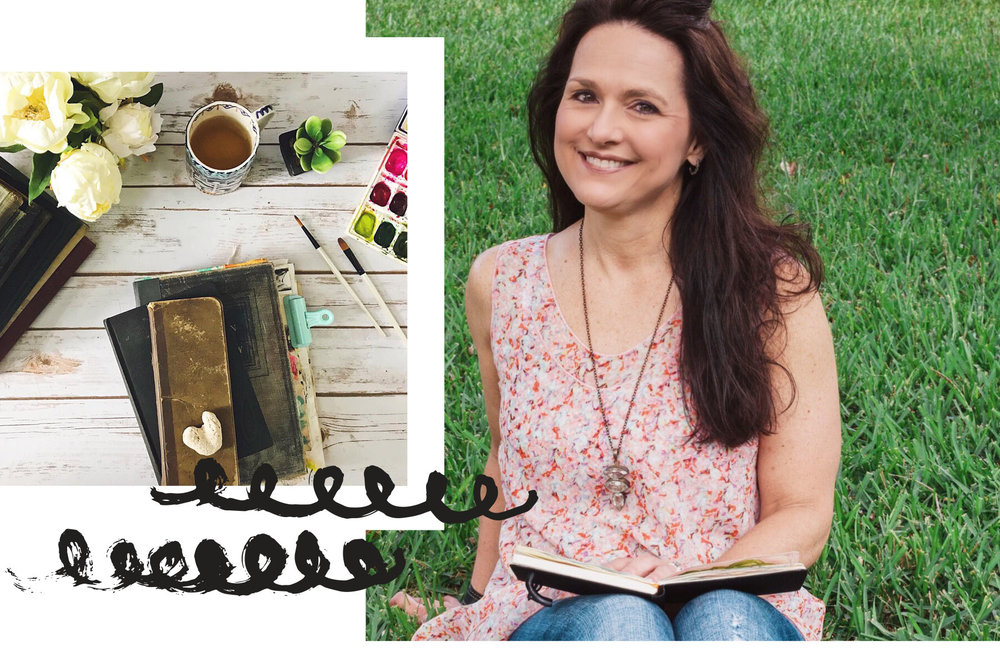 My name is Roben-Marie and I provide ideas, inspiration and quality instruction for hobbyists and art entrepreneurs. -