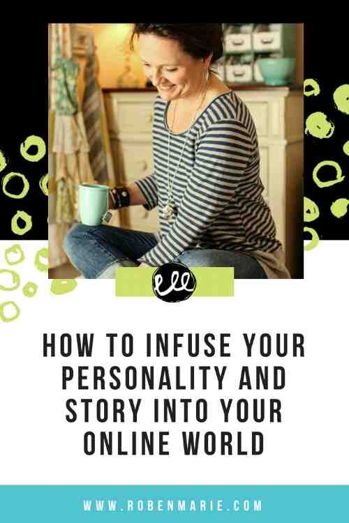 "The more I learn about promoting my art online, the more I realize people are hungry for connection with the people they follow. We want to be let inside the seemingly ""perfect"" lives we see online to discover what their lives are really like. I take a look at that topic in this article: How to infuse your personality and story into your online world #robenmarie #robenmariesmith #artbusiness #artbiz #artists #onlineartists #businessadvice"