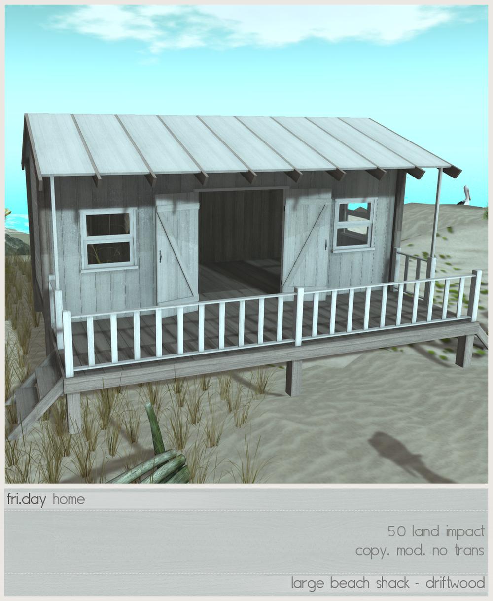 frihome - large beach shack - driftwood ad.jpg